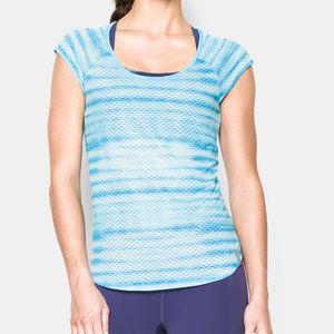 Under Armour Tops - UNDER ARMOUR Women's Running Short Sleeve Shirt XL